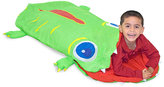 Melissa & Doug Kids Toy, Augie Alligator Sleeping Bag