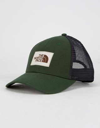 The North Face Mudder Night Greem Mens Trucker Hat
