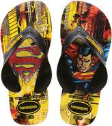 Havaianas Superman flip flops