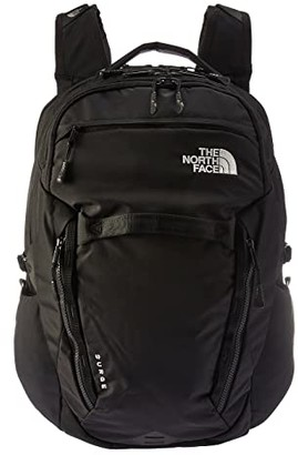The North Face Women's Surge Backpack (TNF Black) Backpack Bags