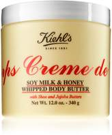 Kiehl's Large Creme de Corps Soy Milk & Honey Whipped Body Butter (340g)