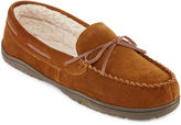 Rockport Mens Suede Moccasin Slippers