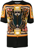 Givenchy butterfly print oversized T-shirt