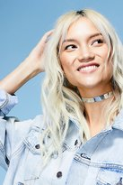 Free People Iridescent Choker