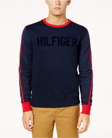 Tommy Hilfiger Men's Colorblocked Logo Sweater