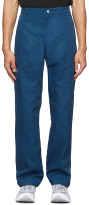 AFFIX Navy Work Trousers