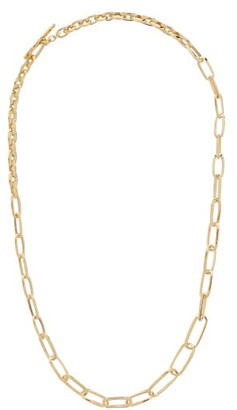 Lizzie Mandler - 18kt Gold Chain-link Necklace - Yellow Gold
