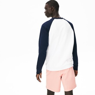 Lacoste Mens Embroidered Logo Regular Fit Sweatshirt