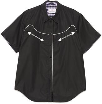 Martine Rose Reversible Shirt