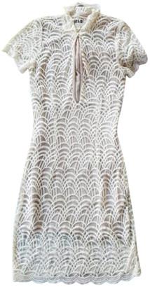 Stone_Cold_Fox Stone Cold Fox White Silk Dresses