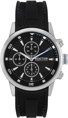 Kenneth Cole Reaction Men's Black Strap Watch