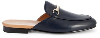 Saks Fifth Avenue Ronan Leather Mules