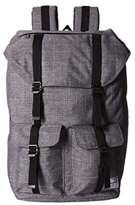Herschel Buckingham (Raven Crosshatch) Backpack Bags