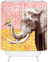 DENY Designs New Friends 2 Shower Curtain