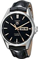 Tag Heuer Men's THWAR201CFC6266 Carrera Analog Display Swiss Automatic Watch