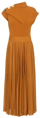 Proenza Schouler Pleated maxi dress