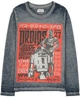 Little Eleven Paris R2D2 Burnout T-Shirt