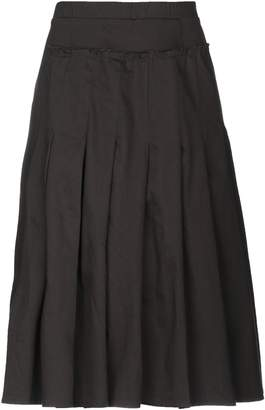 Black Label 3/4 length skirts - Item 35417359AP