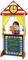 Alex Floor Standing Puppet Theater & Clock