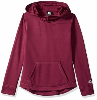 Starter Girls' AUTHEN-TECH Pullover Hoodie Amazon Exclusive