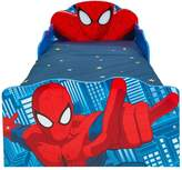 Hello Home Spiderman Light up Toddler Bed with underbed storage by HelloHome