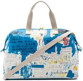Alice + Olivia Basquiat Ascent Weekender Bag