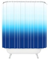 """DENY Designs Under The Sea Shower Curtain Blue (71"""" x 74"""