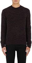 Acne Studios Men's Peele Wool-Blend Sweater-DARK GREEN