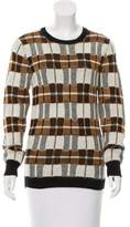 Jonathan Saunders Wool Blend Sweater