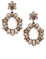 BaubleBar Women's Horizon Crystal Drop Earrings