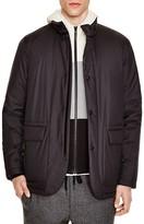 Z Zegna Icon Padded Slim Fit Jacket