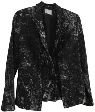 Lala Berlin Black Wool Jackets