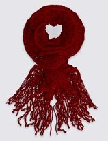 Marks and Spencer Ruffle Scarf