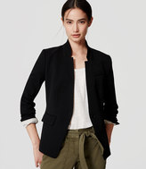 LOFT Notched Blazer