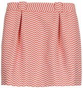 See by Chloé Jacquard tulip skirt