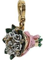 Juicy Couture Prom Flower Bouquet Charm - Limited Edition 2010
