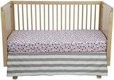 New Arrivals Inc. Paper Moon 2 Pc Crib Set - Pink