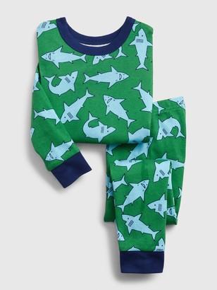 Gap babyGap Shark PJ Set