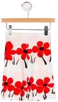 Sonia Rykiel Girls' Floral Print Pants