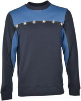 Versus Embellished Detail Sweatshirt
