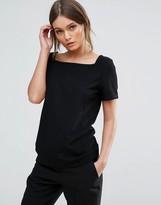 Ichi Fitted T Shirt