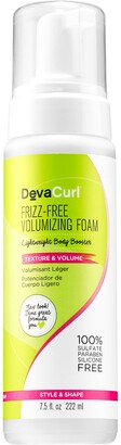 DevaCurl FRIZZ-FREE VOLUMIZING FOAM Lightweight Body Booster