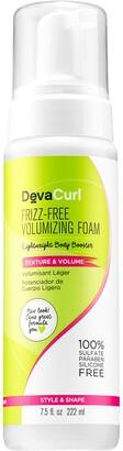 DevaCurl FRIZZ-FREE VOLUMIZING FOAM Lightweight Body Booster