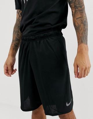 Nike Training 4.0 shorts in black