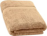 Ringspun Cotton Bath Towels (Beige, 30 x 56 Inch) Luxury Bath Sheet Perfect for Home, Bathrooms, Pool and Gym Cotton by Utopia Towels