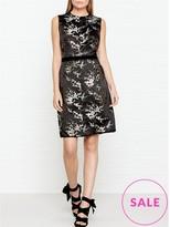 Marc Jacobs Sleeveless Jacquard Dress
