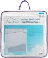 Cloudland 750GSM Mattress Topper, Single