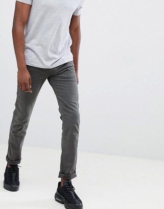 Replay Anbass slim stretch jeans in dark gray