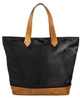 Merona Women's Large Expandable Nylon Tote Handbag