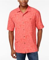 Tommy Bahama Men's Thatch of the Day Shirt